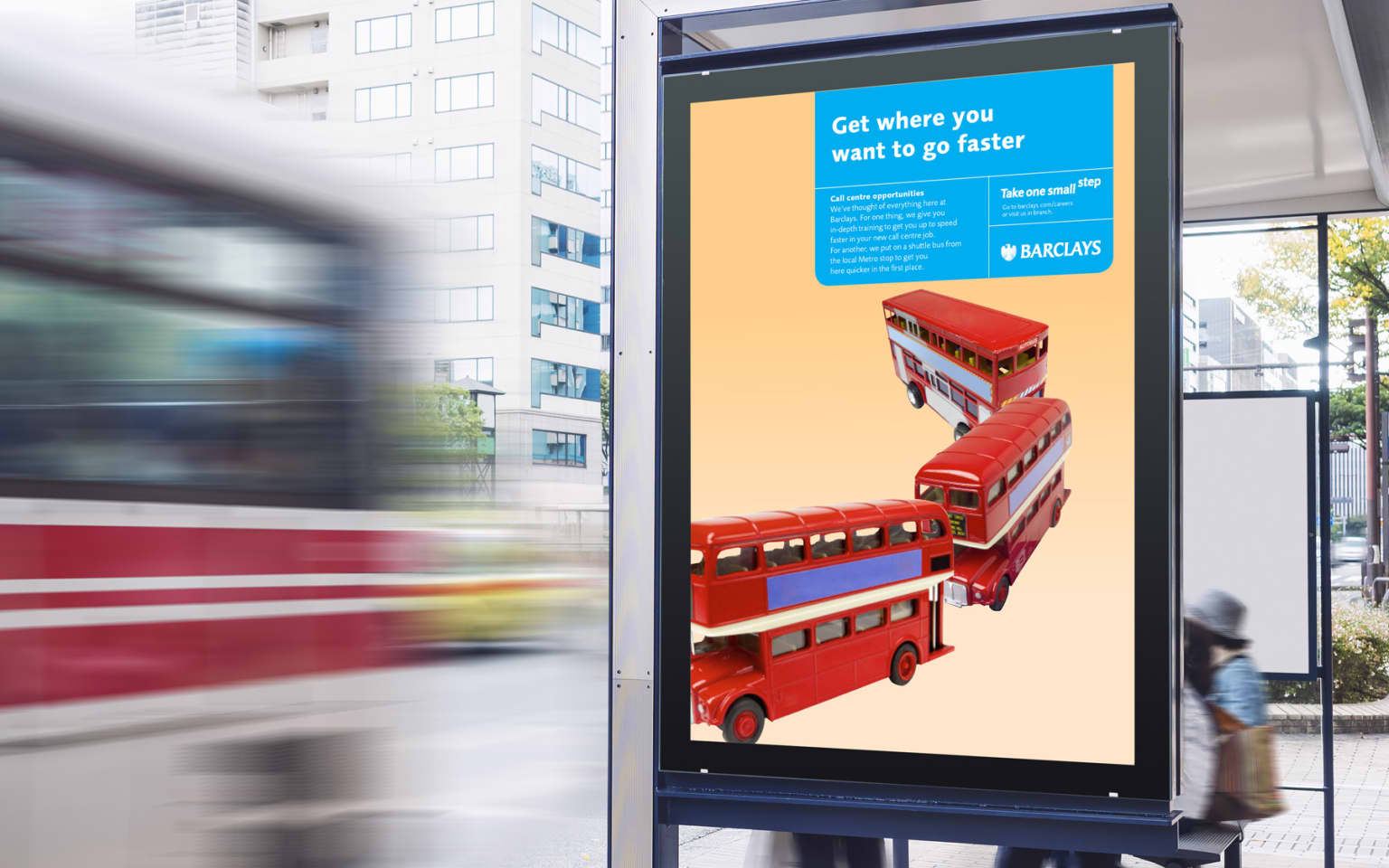 Barclays Recruitment Campaign