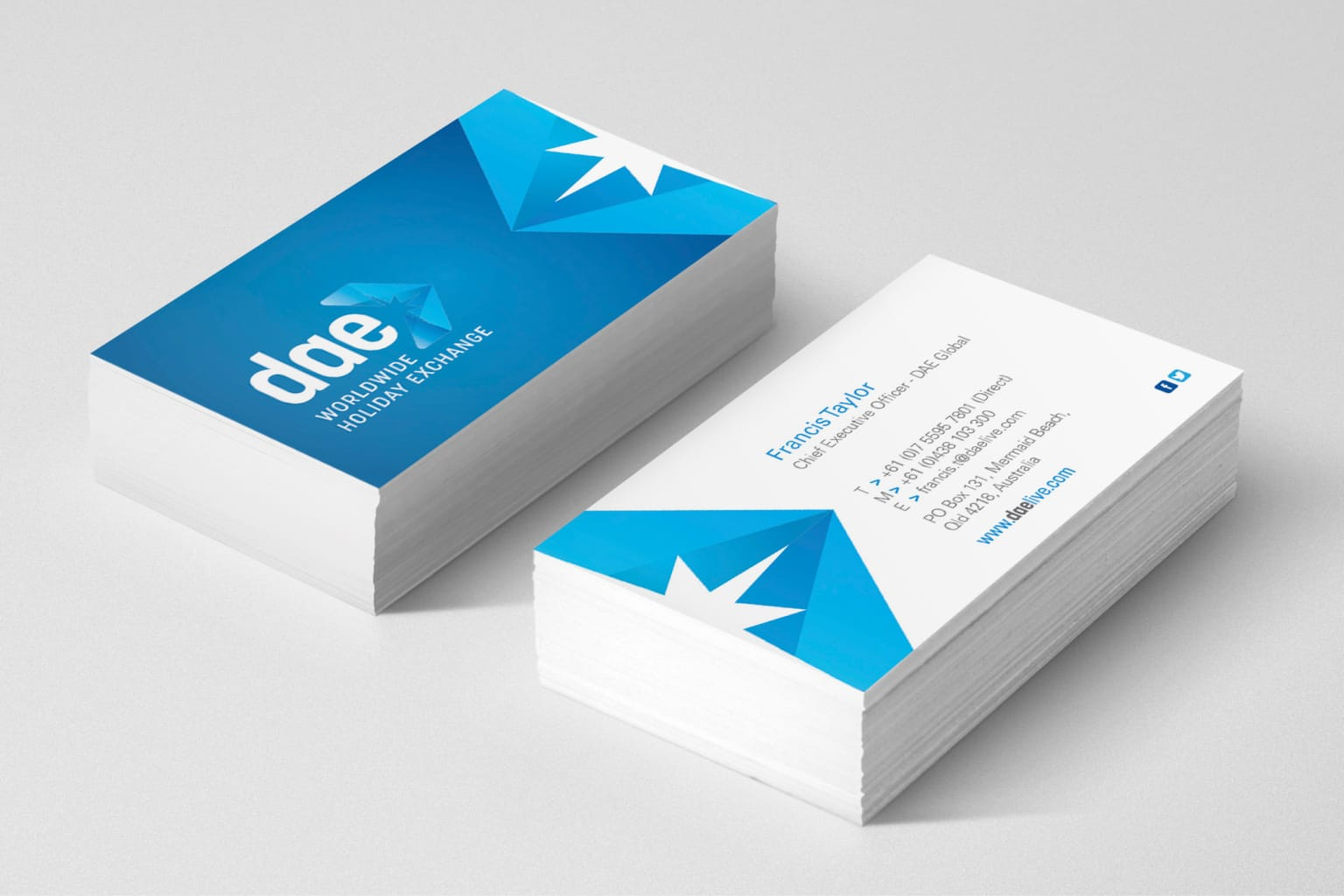 Dial An Exchange Identity & Branding