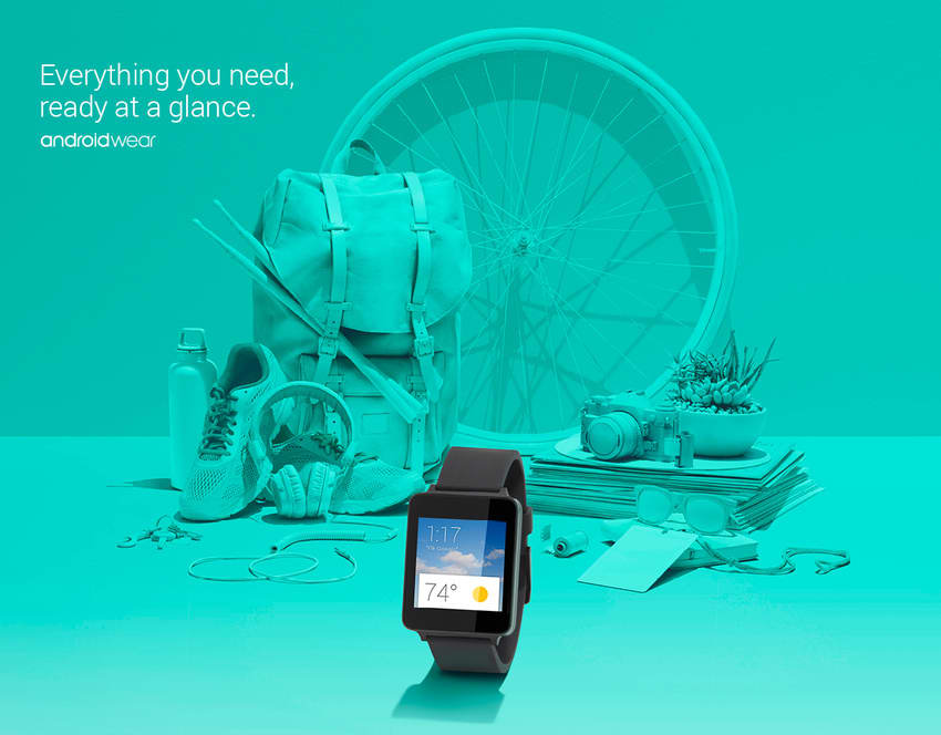 "Google ""Android Wear"""