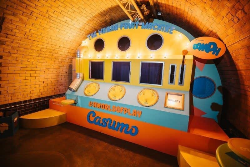 Casumo 'A World Of Play'