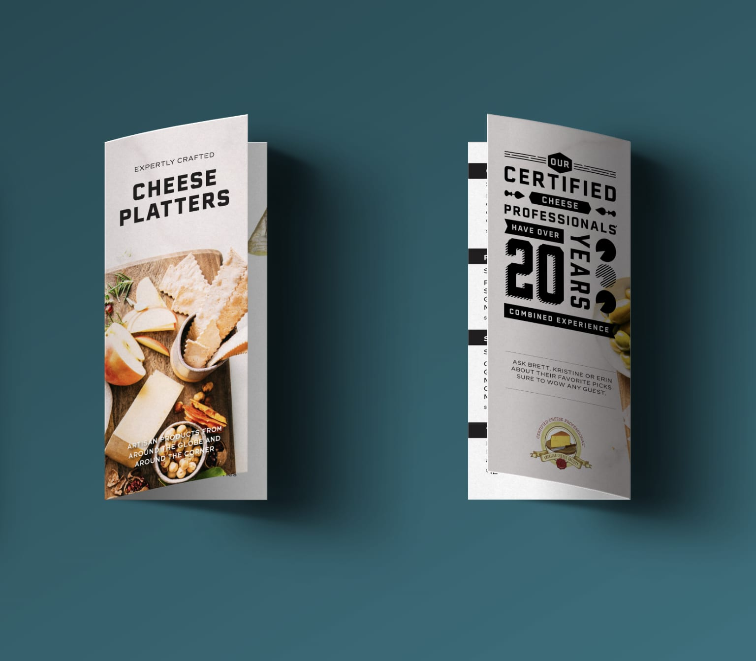 Whole Foods Market Catering Brochure