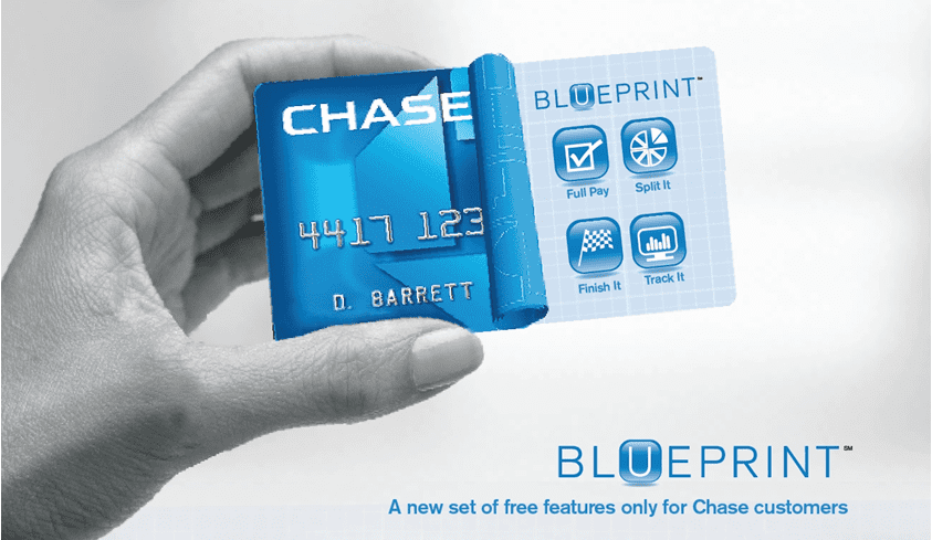 Chase Blueprint: Paying Off Credit 101