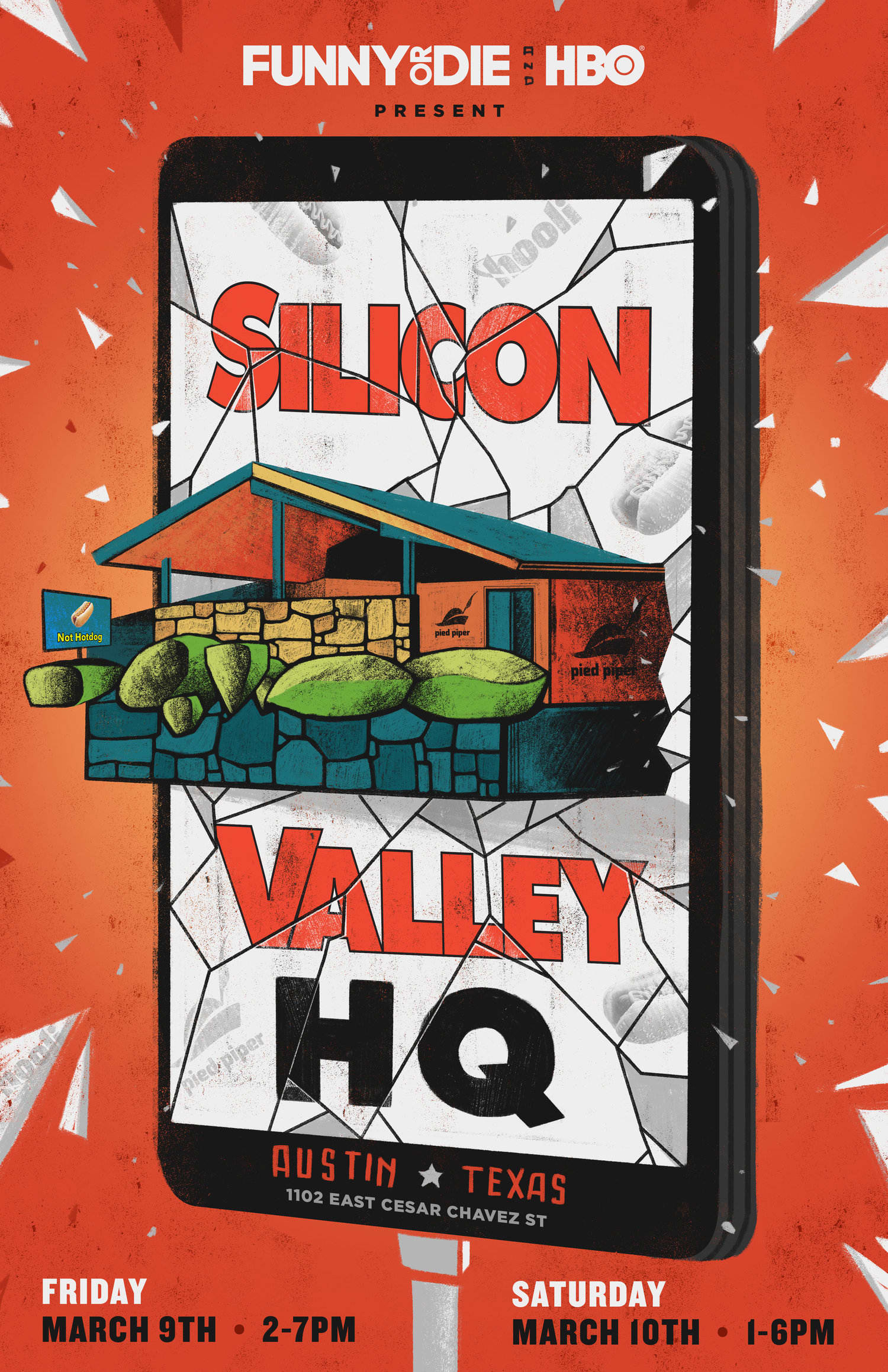 Silicon Valley HQ