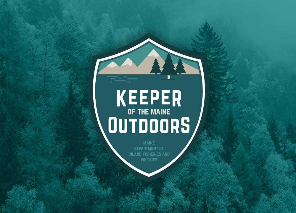 Keeper of the Maine Outdoors