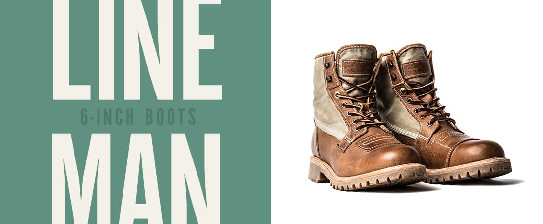 Timberland Boot Co. Landing Page