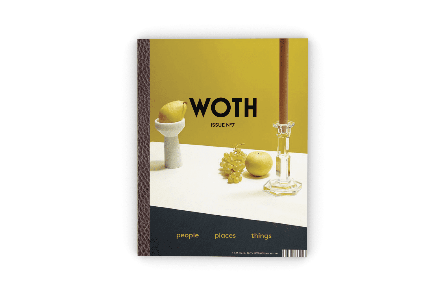 Woth Magazine Redesign