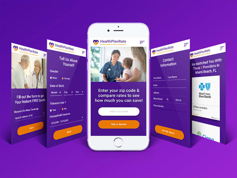 HealthPlanRate- Health Insurance Marketplace