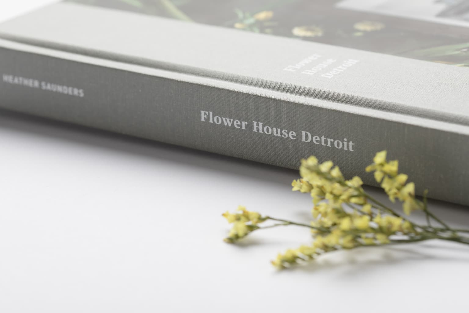 Flower House Detroit Book