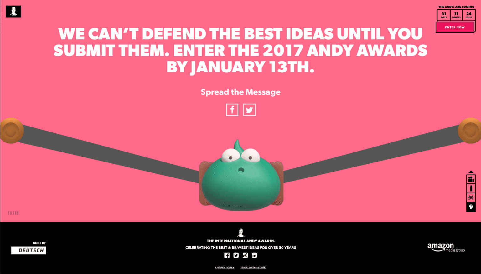 2017 Andy Awards