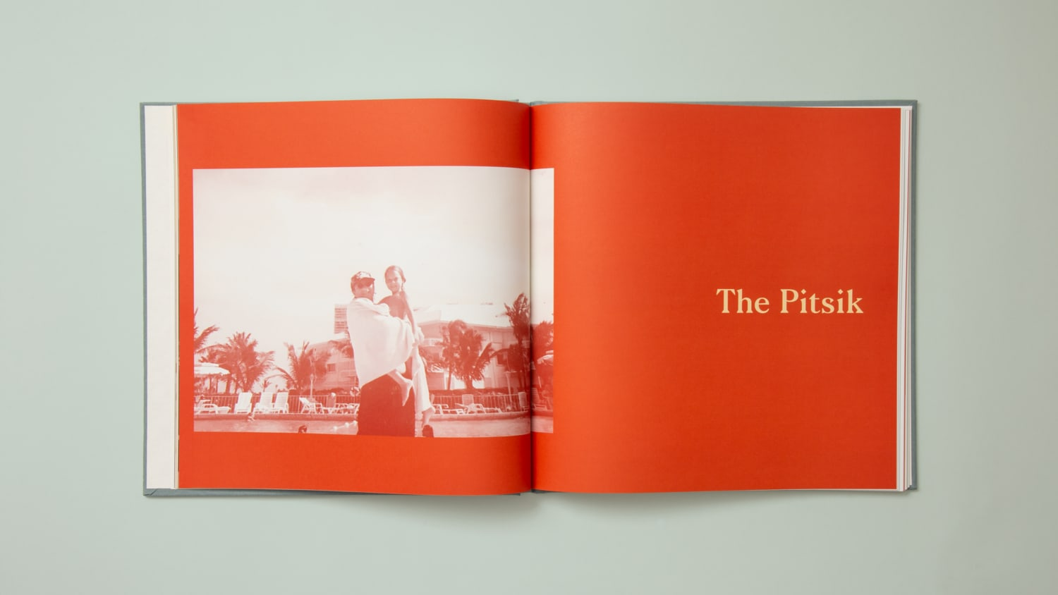 Cliff's 60th - book design / layout