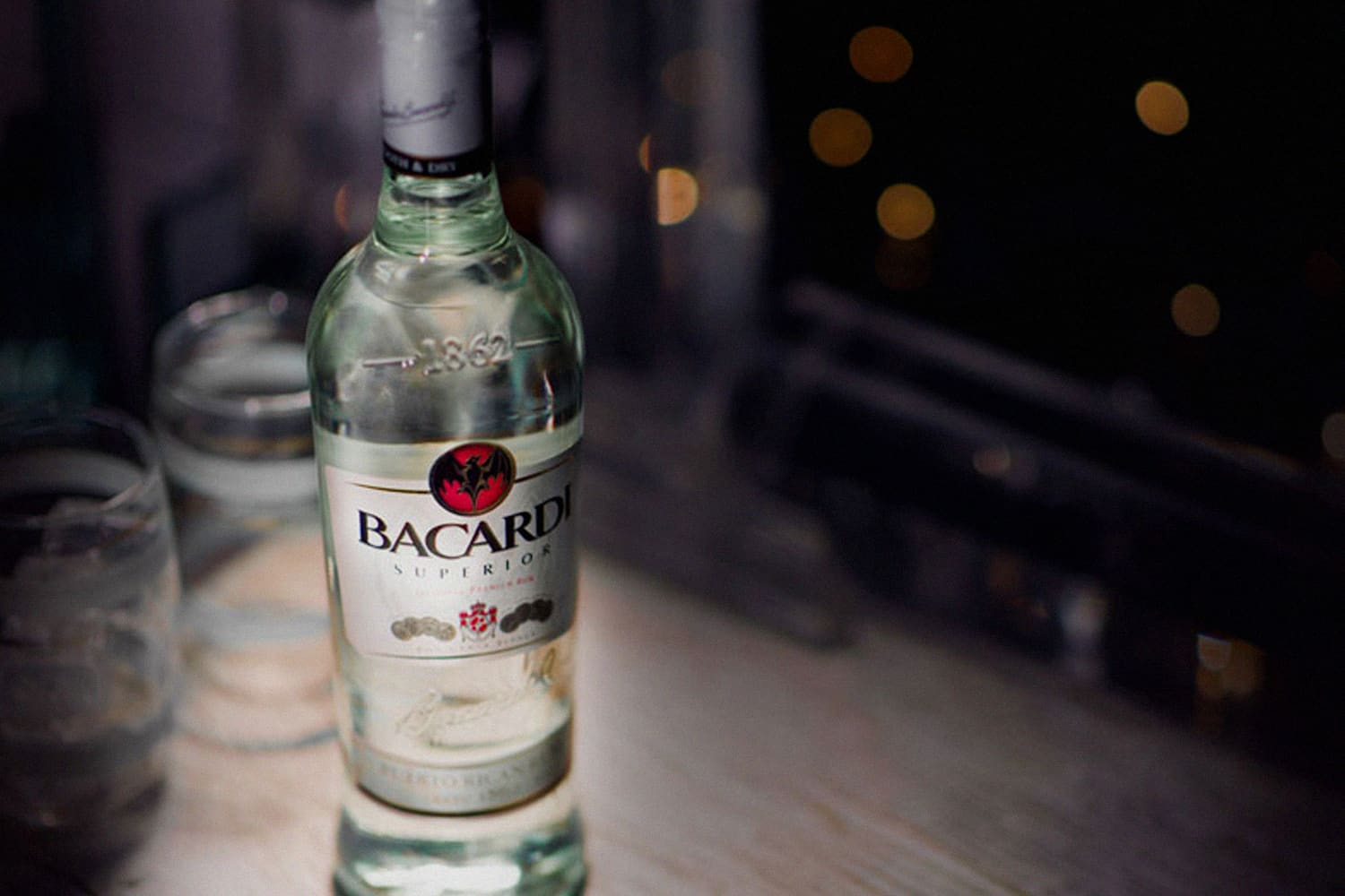 BACARDI European Advertising Campaign
