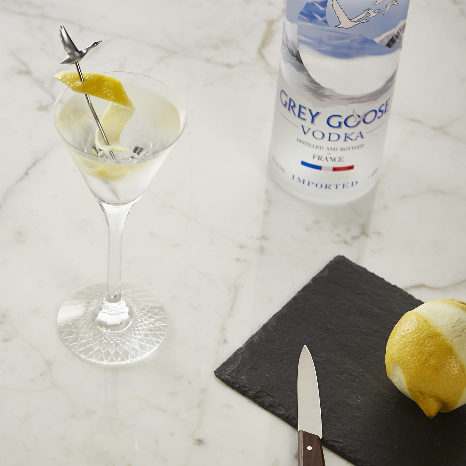 Grey Goose Social + Digital Content
