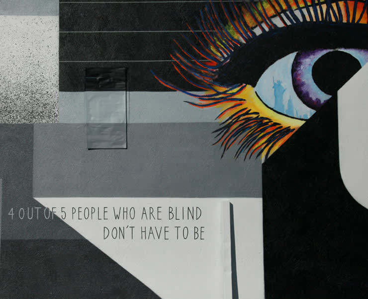 SeeNow: Street Art by the Blind