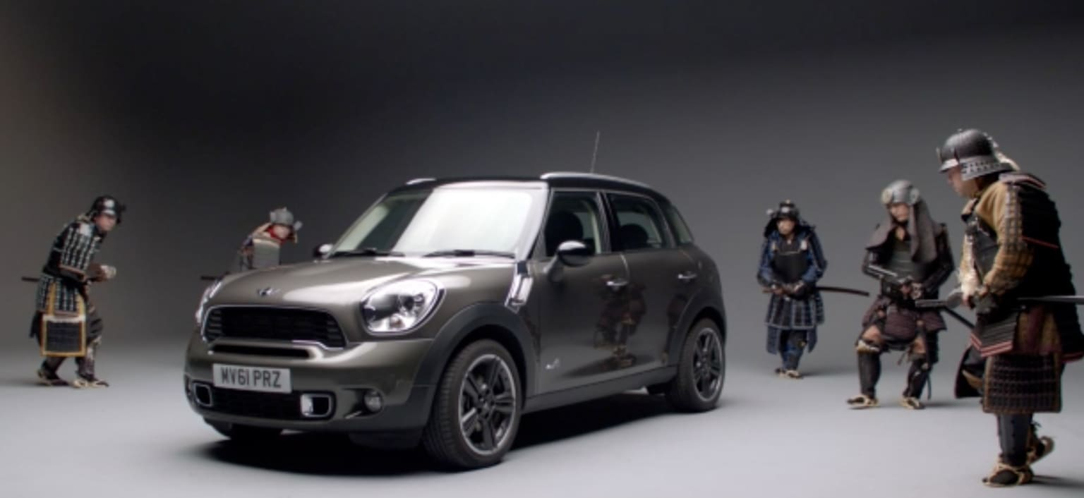 MINI COUNTRYMAN - SPONSORSHIP, SOCIAL, CINEMA