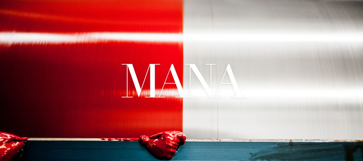 MANA Products - Re-Brand