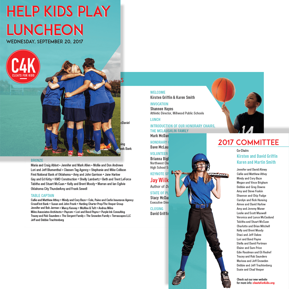 Help Kids Play Fundraiser