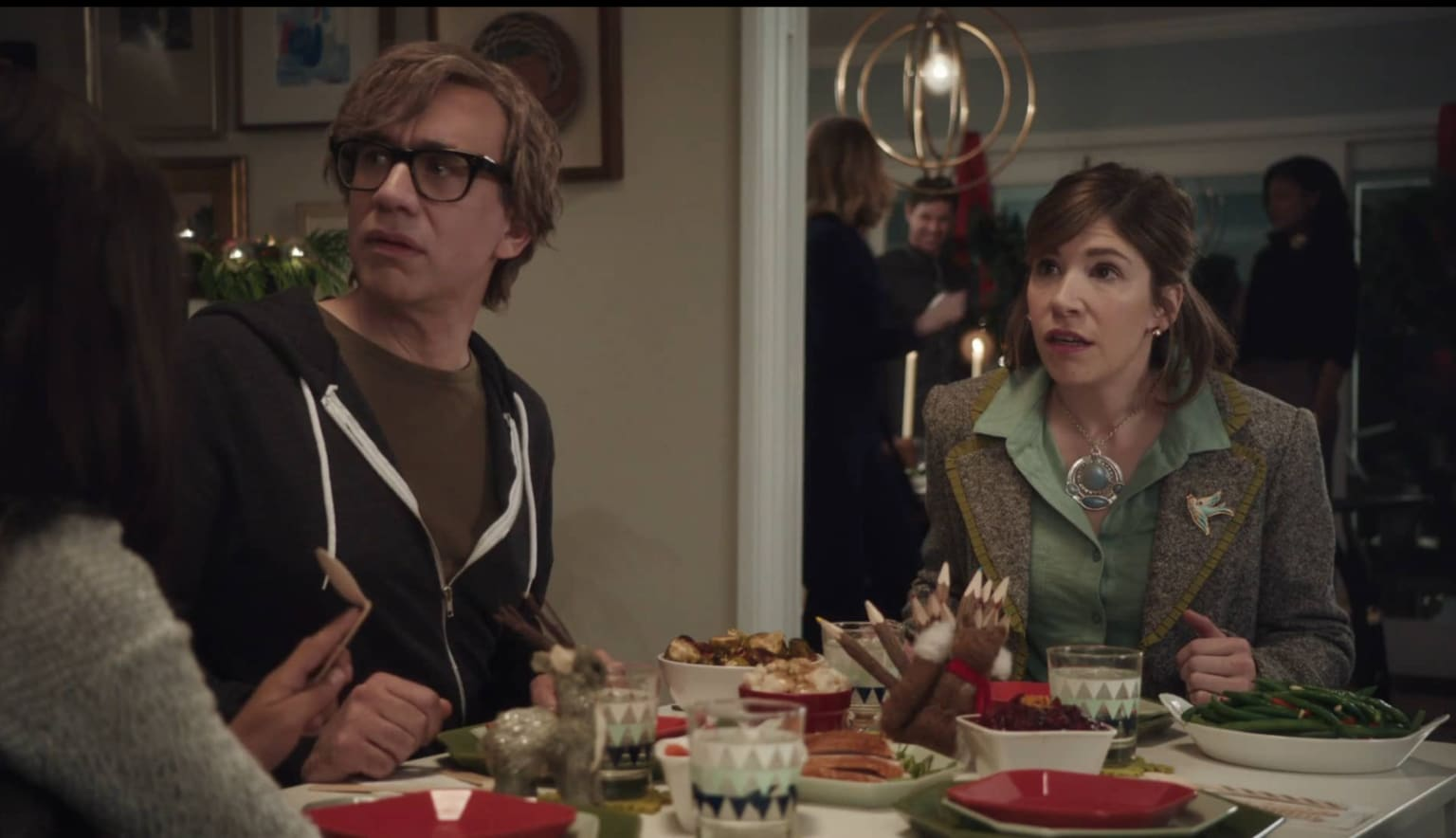 Old Navy 'Kids Table' w/ Fred Armisen & Carrie Brownstein