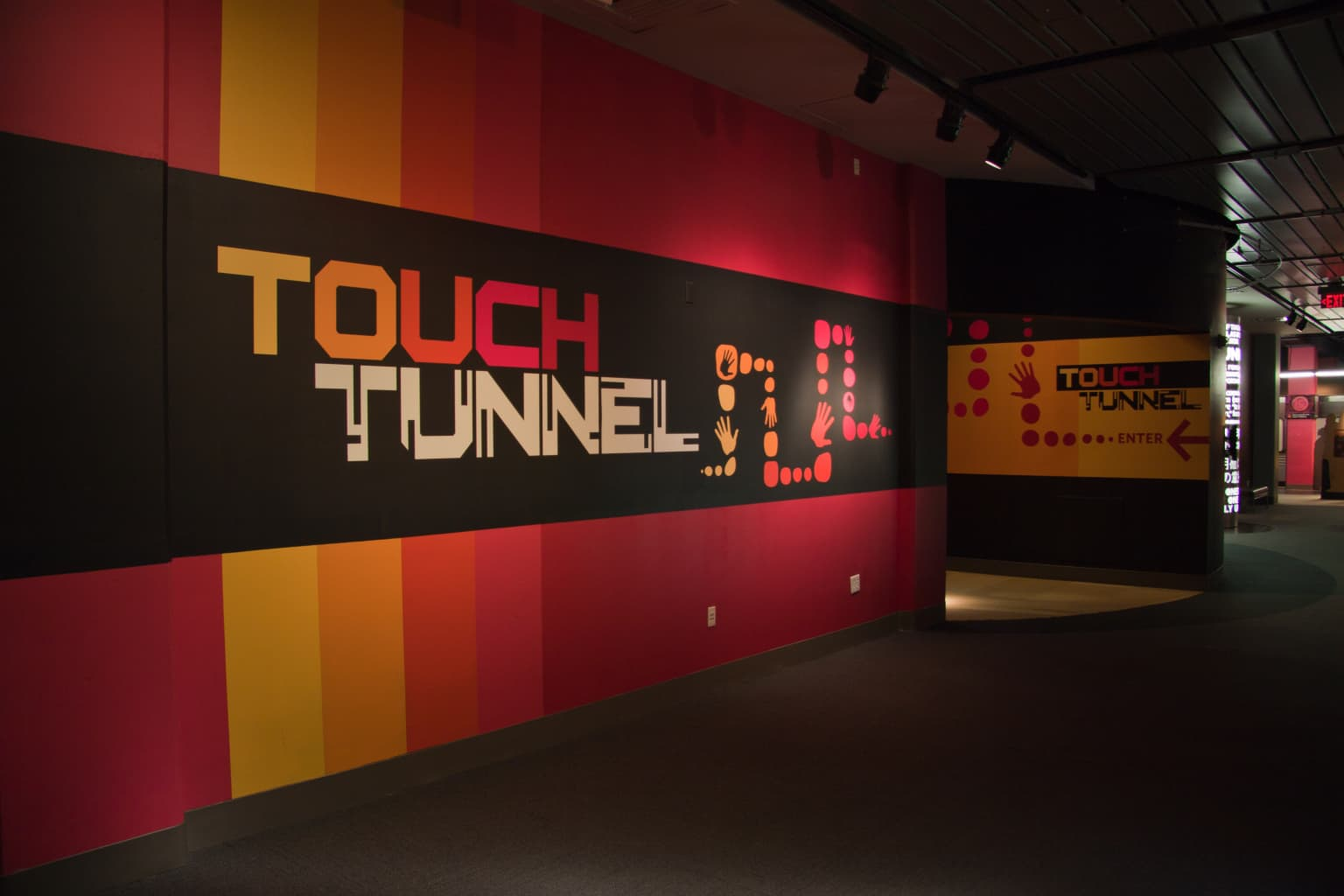Touch Tunnel