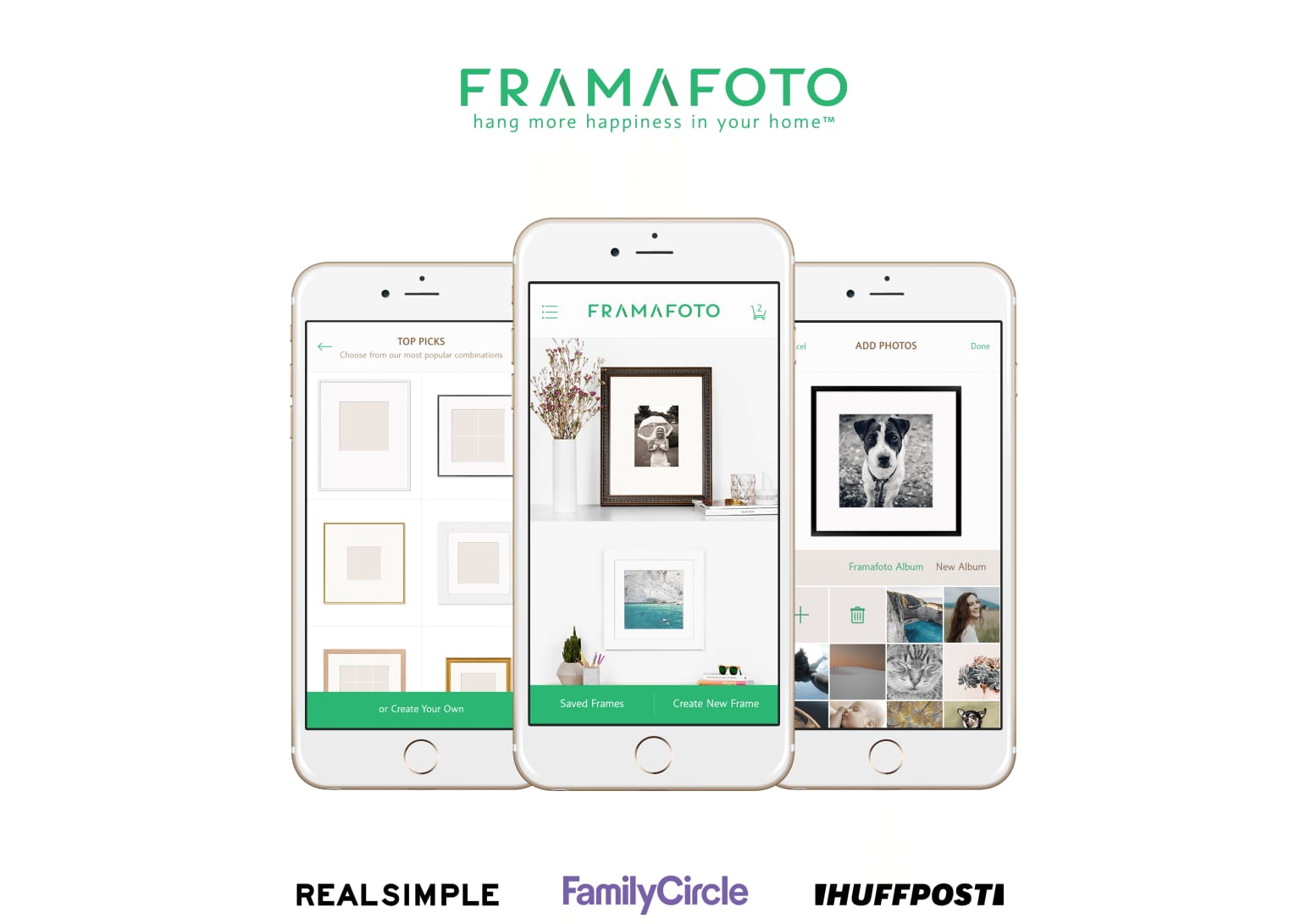Framafoto App and Brand Launch