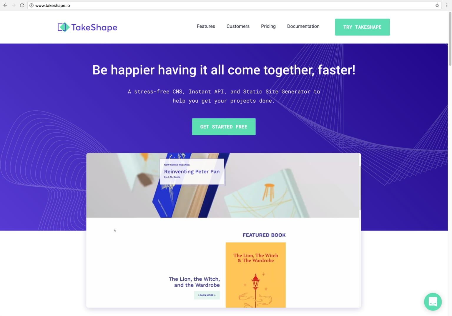 Takeshape Marketing Design