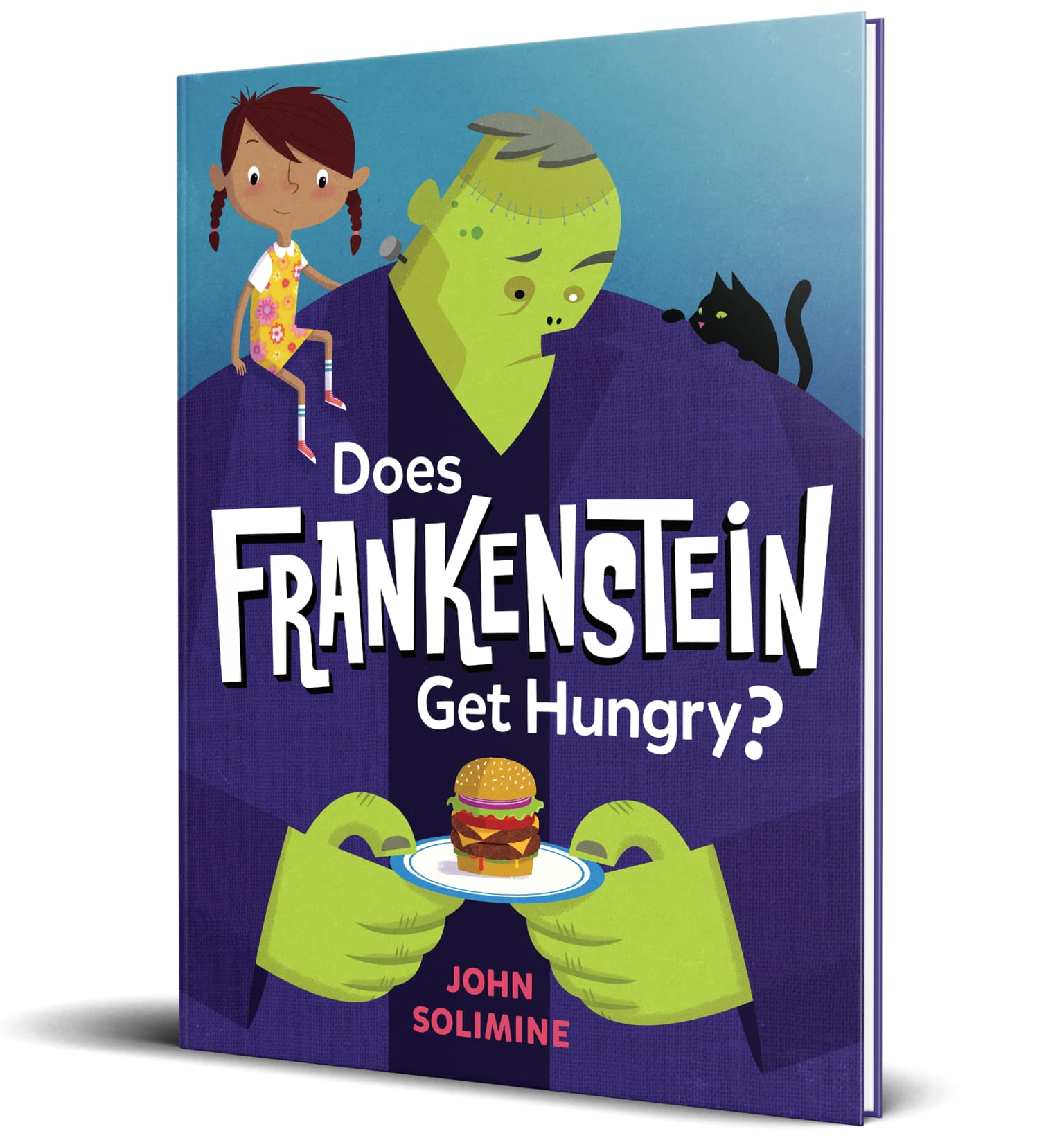 Does Frankenstein Get Hungry?