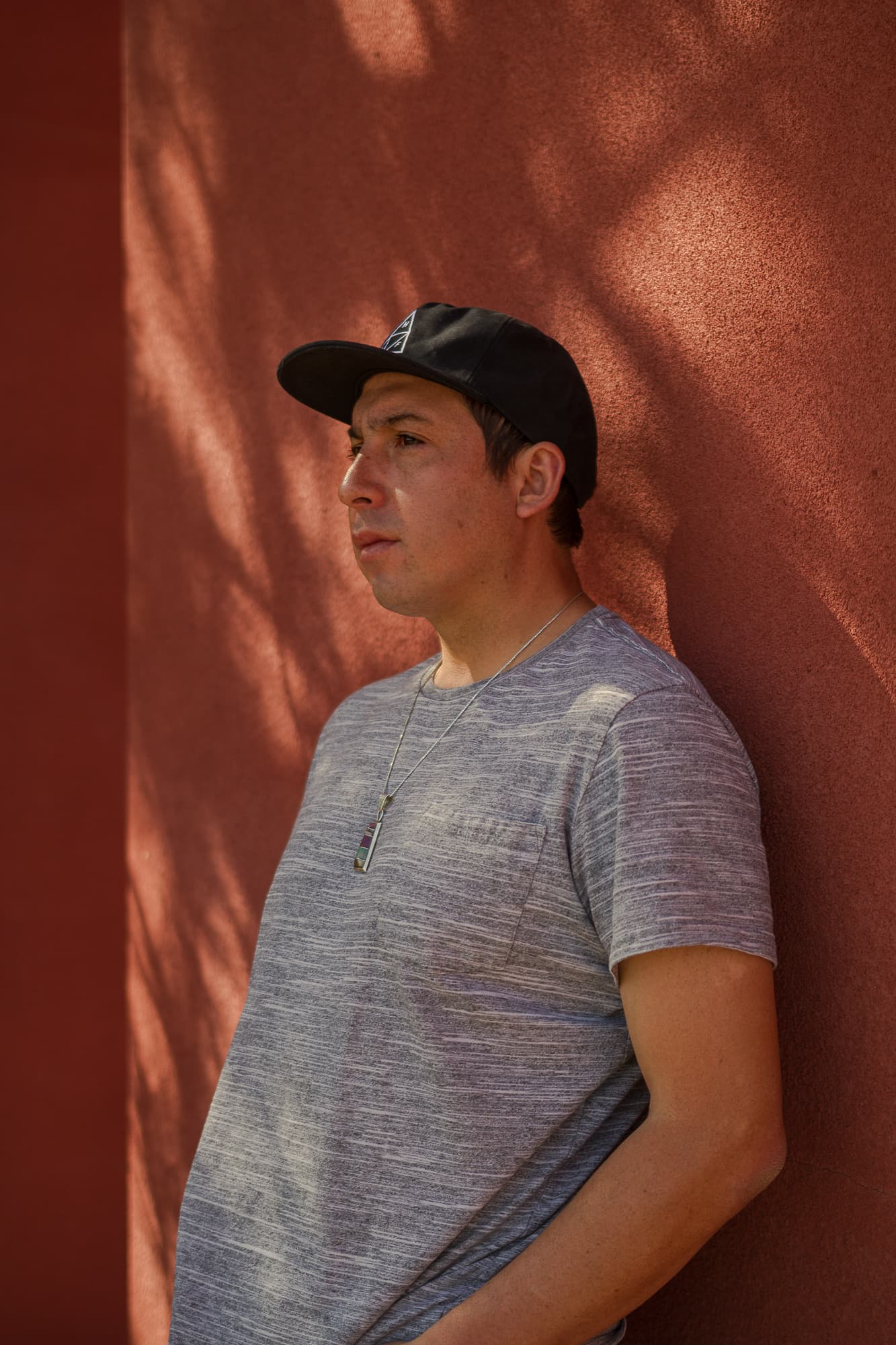 Author Tommy Orange for The New York Times
