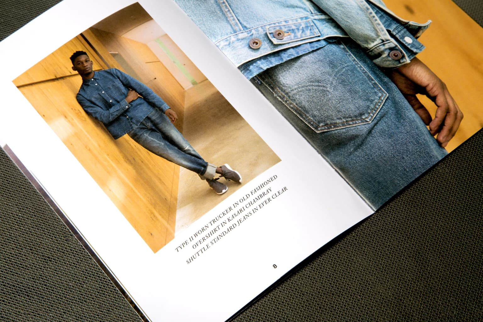 LEVI'S MADE & CRAFTED S/S 16