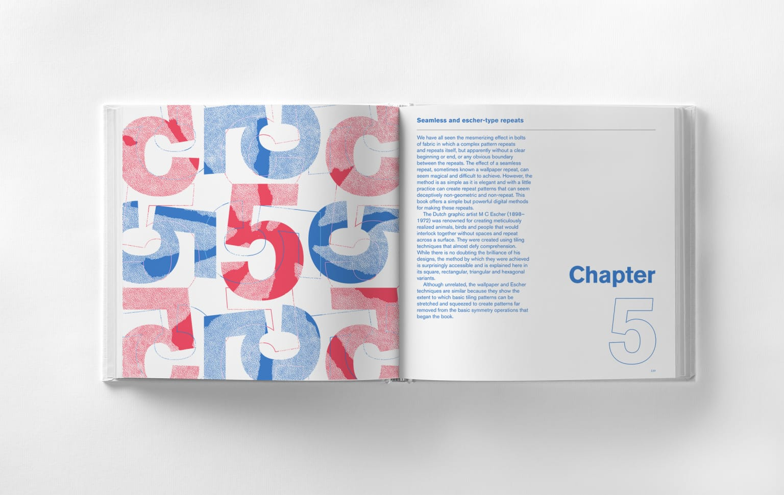Repeated Patterns Book