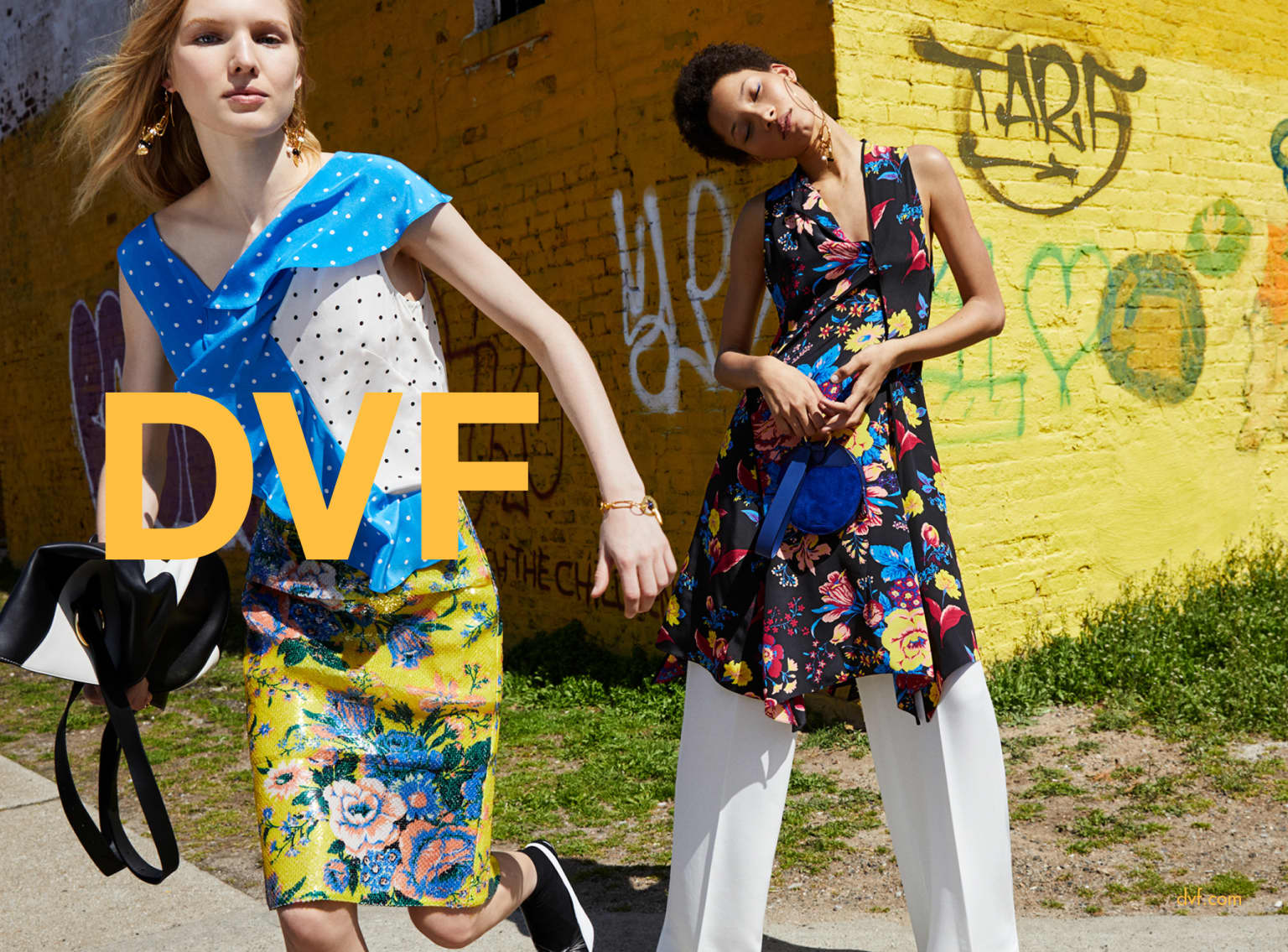 DVF Summer Campaign