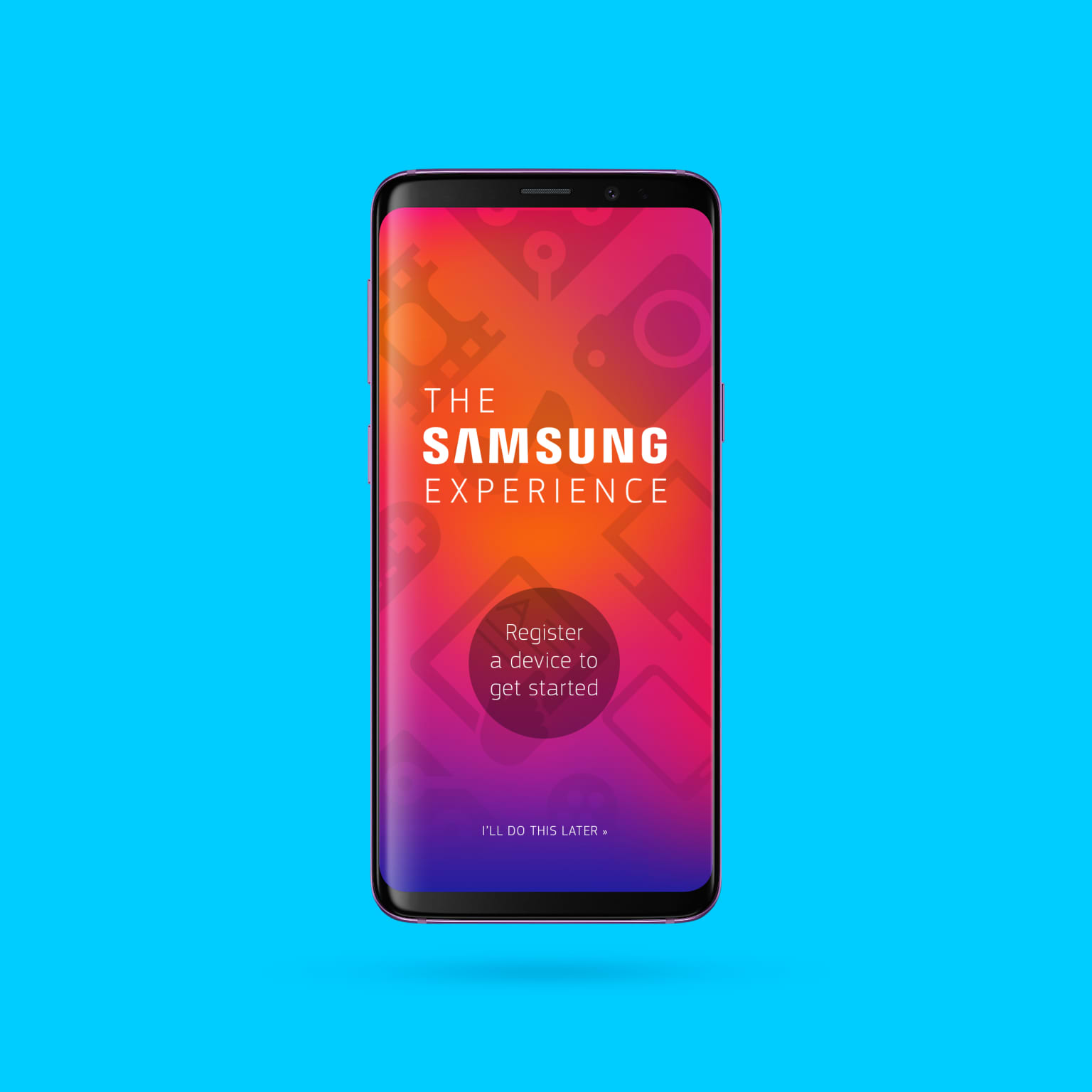 The Samsung Experience