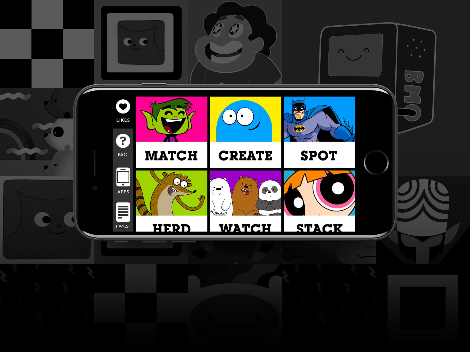 Cartoon Network Anything Wnw