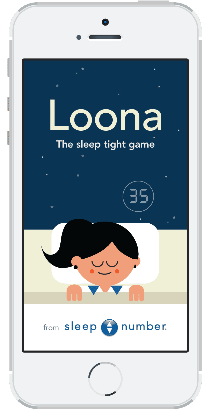 Sleep Number Loona Mobile App