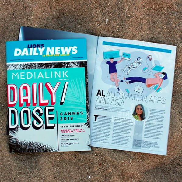 Cannes Lions | Lions Daily News
