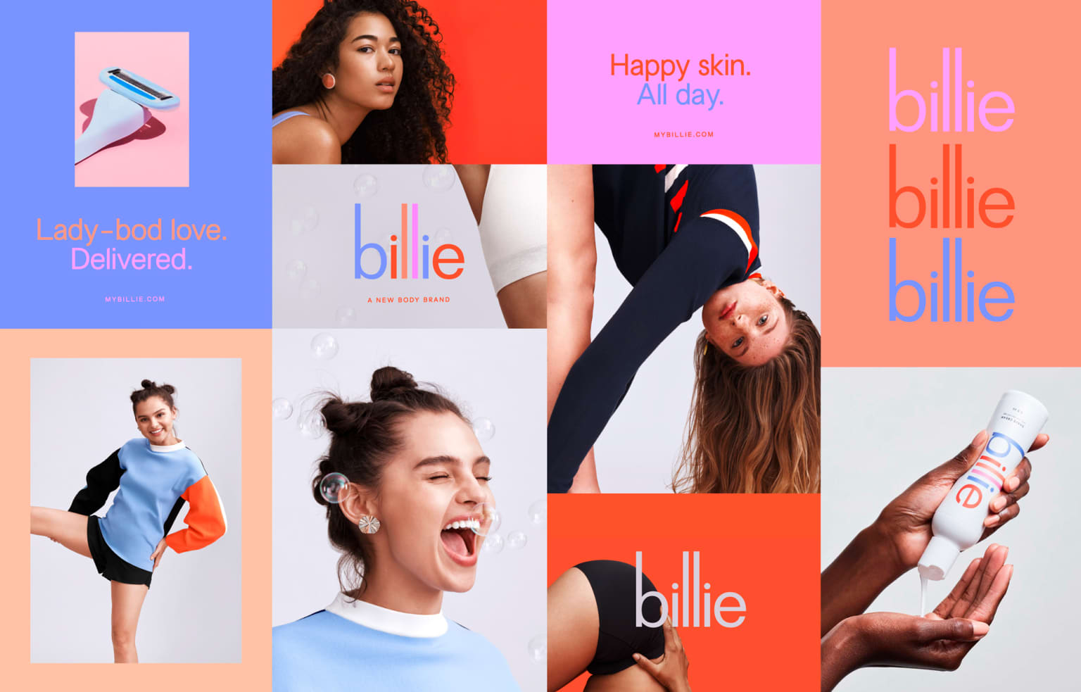Billie — The New Body Brand