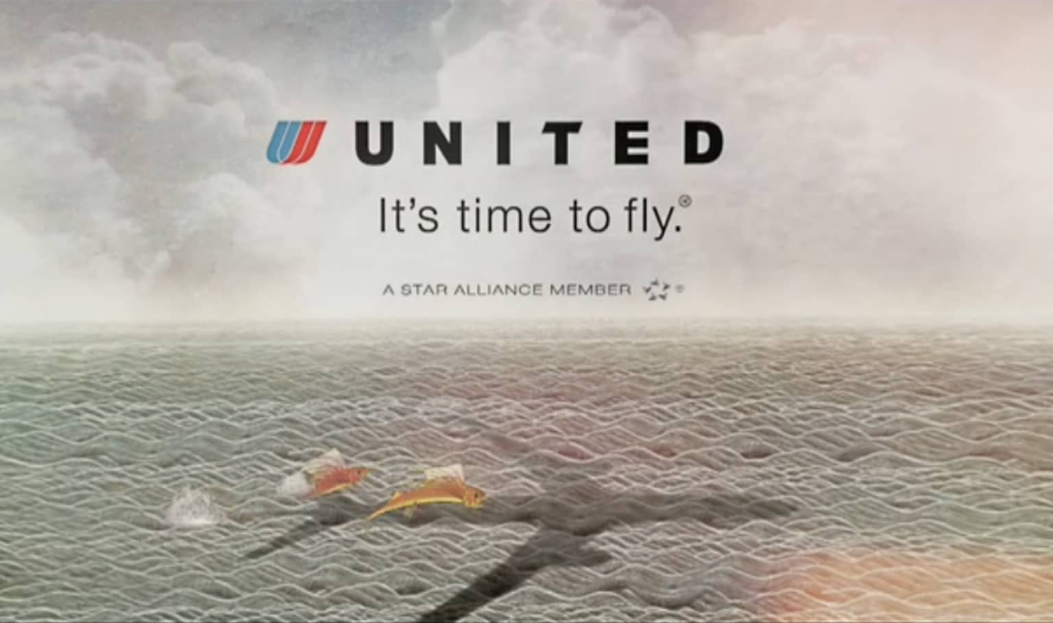 United Airlines TV