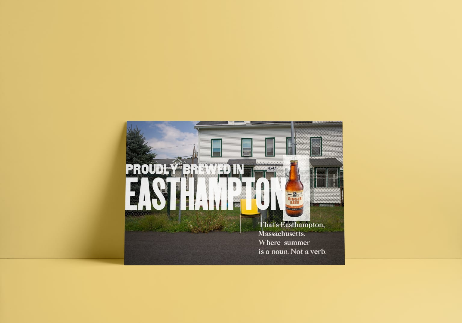 New City Brewery: Not That East Hampton