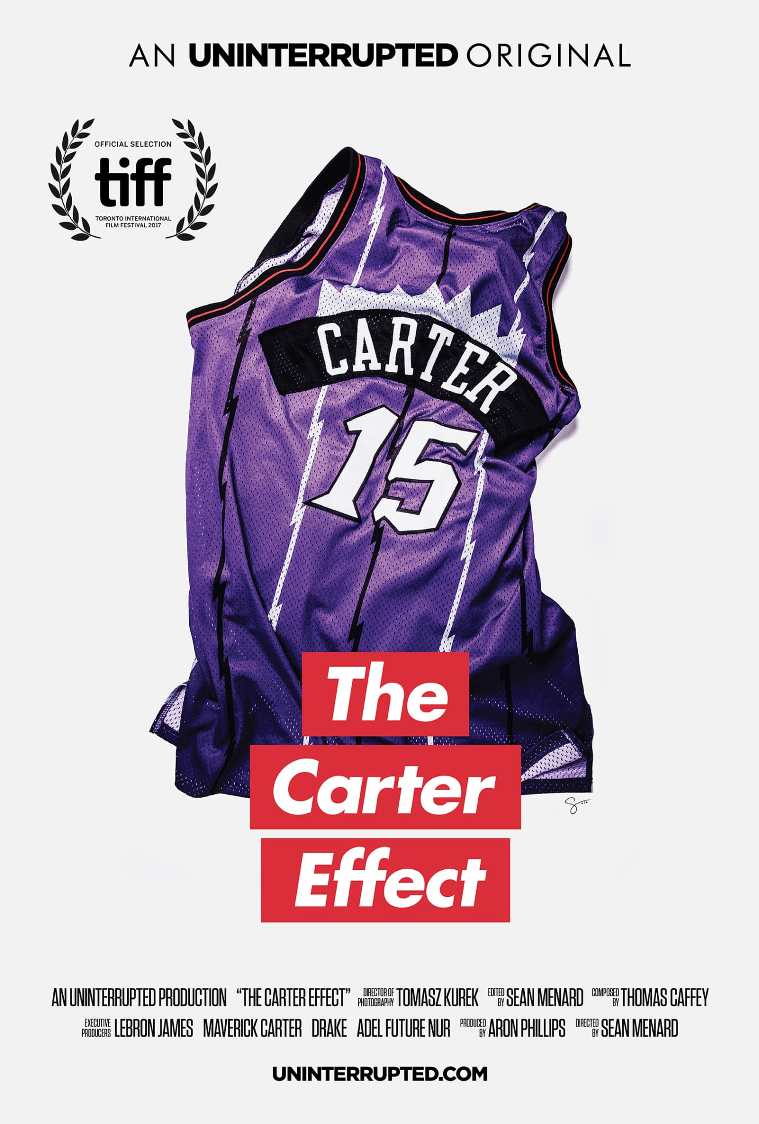 The Carter Effect movie poster