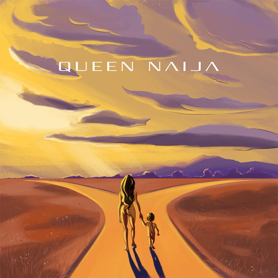 Queen Naija EP Cover