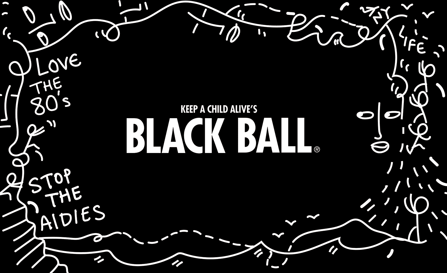 THE BLACK BALL: BRING BACK THE 80'S