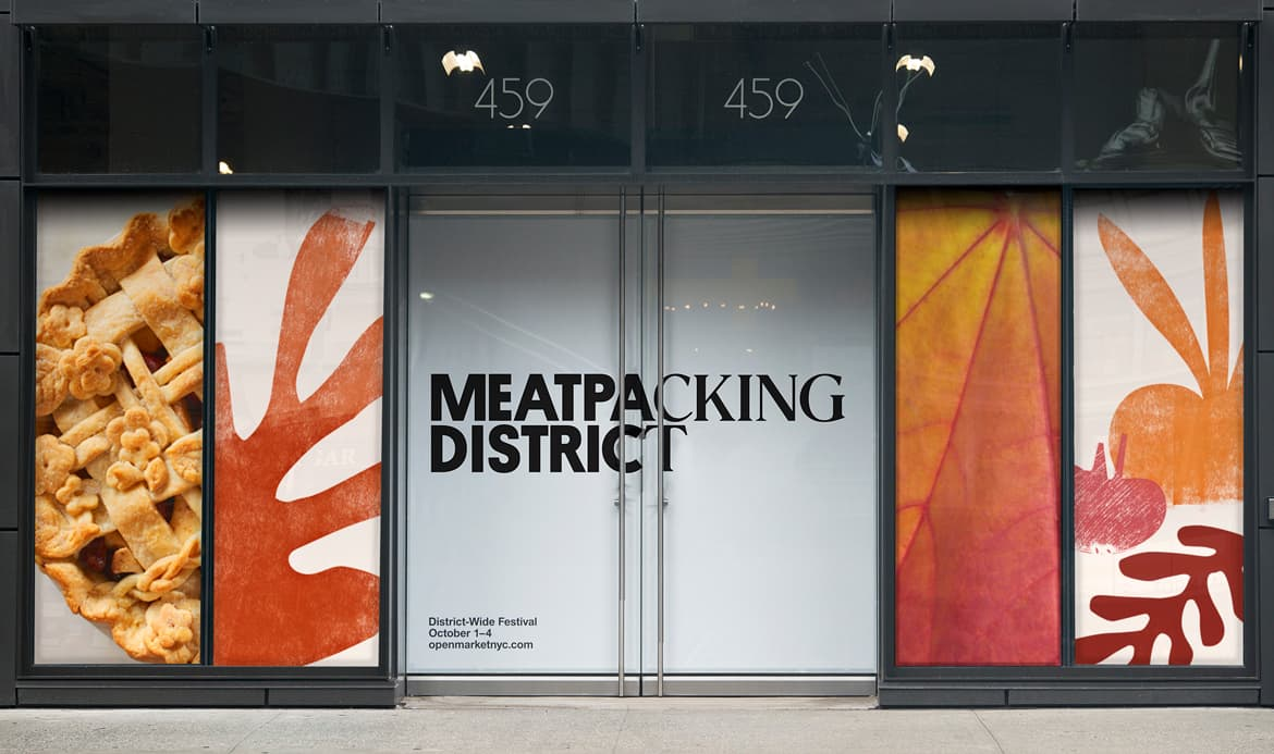 Meatpacking District NYC - Harvest Fest