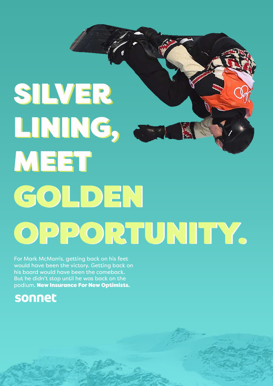 One Show Young Ones Entry 2018 - Sonnet Insurance