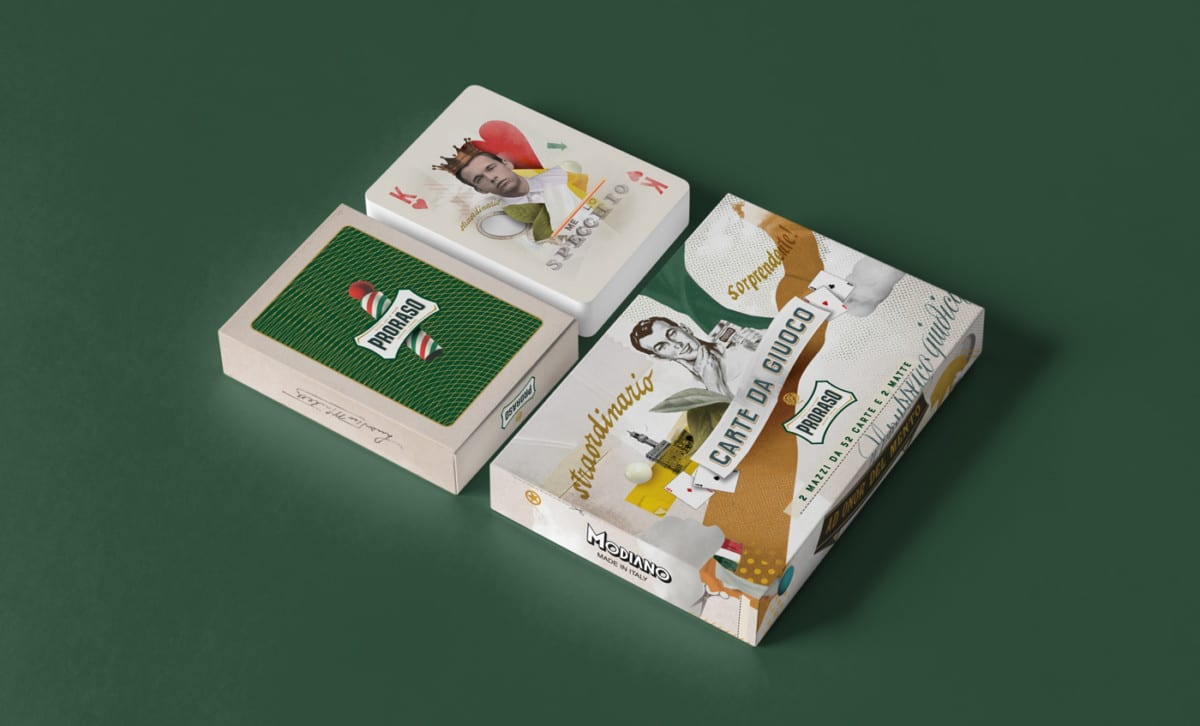 PRORASO – Playing Cards