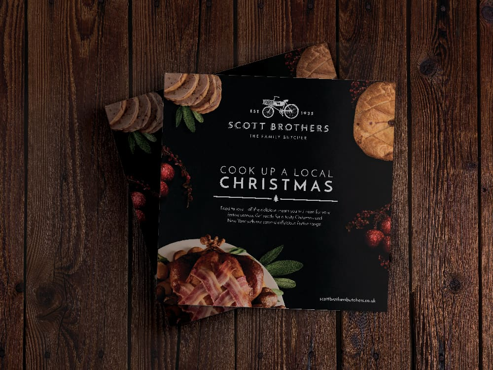 Scott Brothers Christmas Brochure