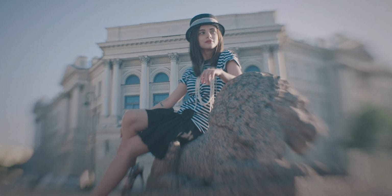 Video for Chanel Russia