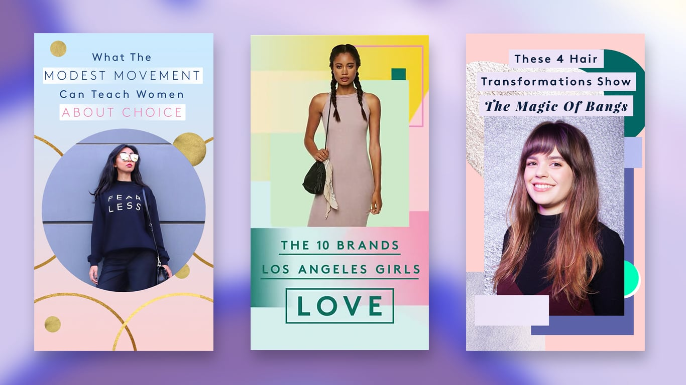 Refinery 29 Snapchat Discover Channel