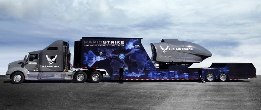 Rapid Strike: USAF Mobile Tour