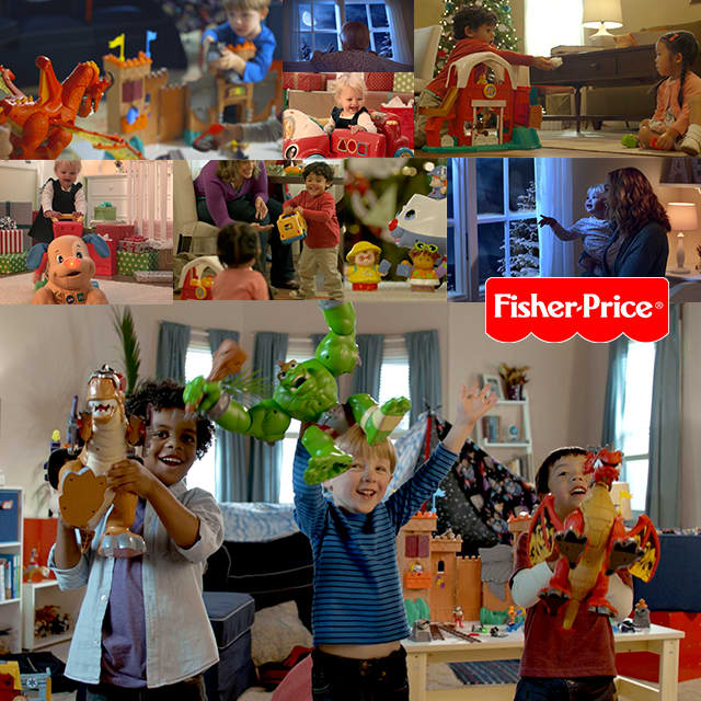 Fisher-Price - Share The Joy