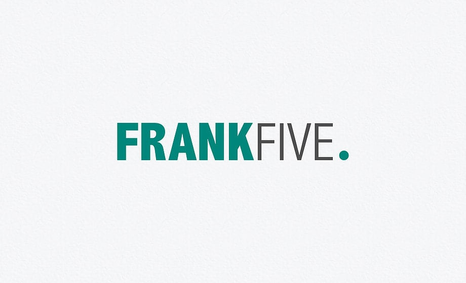 Frank Five - Corporate branding and logo design