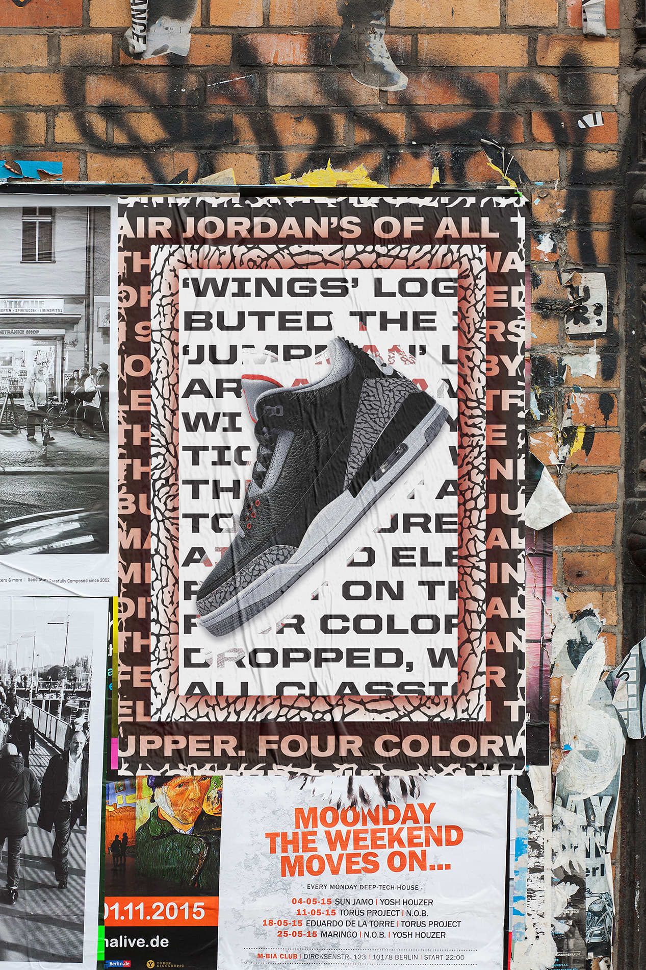 Sneaker Poster Collection