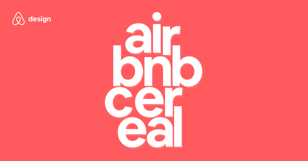Airbnb Cereal